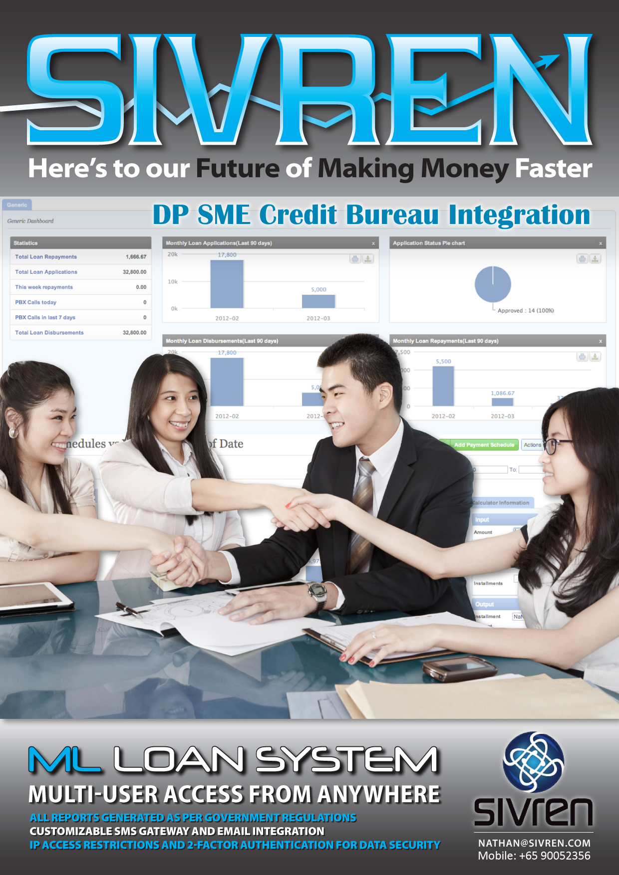 Moneylending Software