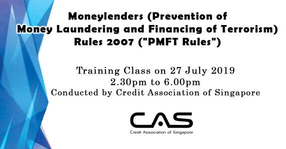 PMFT Rules Training Registration