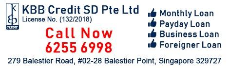 KBB Credit SD Pte Ltd
